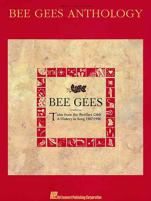 Bee Gees Anthology By Bee Gees